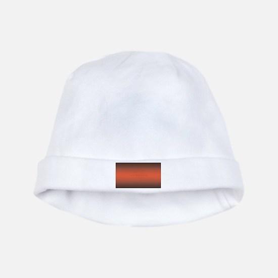 Infrared baby hat