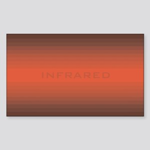 Infrared Sticker (Rectangle 10 pk)