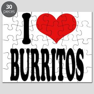 I Love Burritos Puzzle