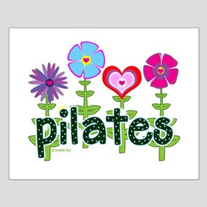 Pilates Garden by Svelte.biz Small Poster