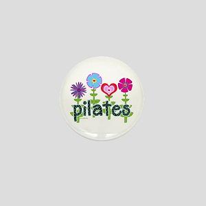 Pilates Garden by Svelte.biz Mini Button