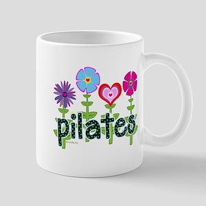 Pilates Garden by Svelte.biz Mug