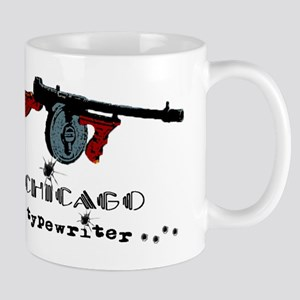 thompson 1928 mug (Chicago typewriter)