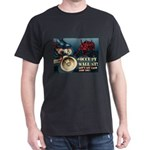 Occupy Wall St Bullhorn Dark T-Shirt