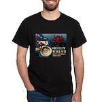 Occupy Wall St Bullhorn Dark T-Shirt