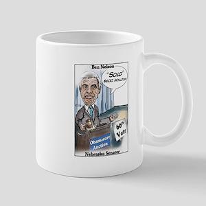 """""""Cornhusker Kickback 2"""" Mug"""