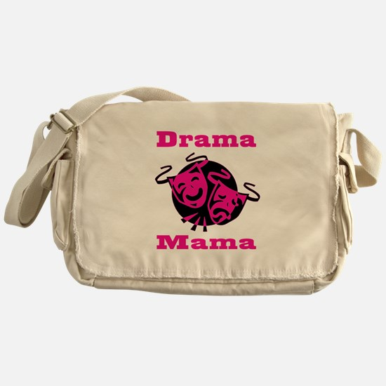 Drama Mama Messenger Bag