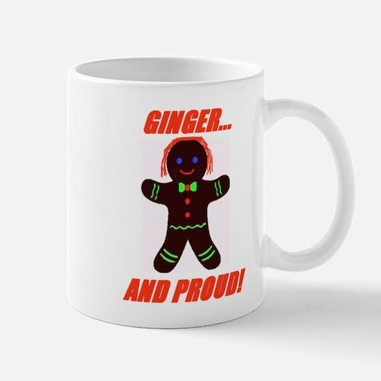 Ginger Pride Mug