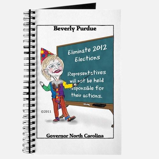 """""""Clown Politics 2"""" Journal"""