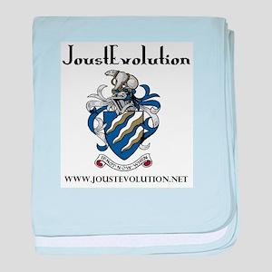 JoustEvolution Shield baby blanket