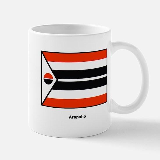 Arapaho Native American Flag Mug