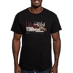 Men's Fitted Battle of Nagashino T-Shirt (dark)