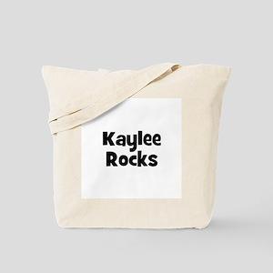 Kaylee Rocks Tote Bag