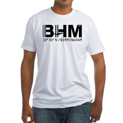 Birmingham Alabama airport code BHM Shirt