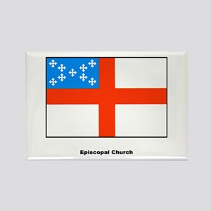 Episcopal Church Flag Rectangle Magnet