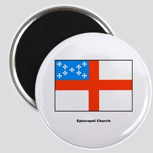 Episcopal Church Flag Magnet
