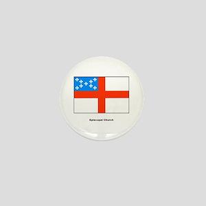 Episcopal Church Flag Mini Button