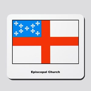 Episcopal Church Flag Mousepad