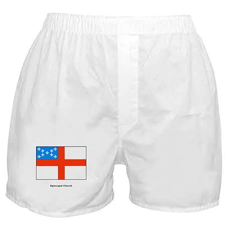 Episcopal Church Flag Boxer Shorts