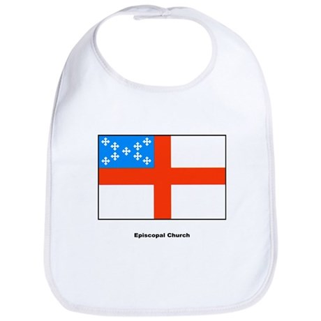 Episcopal Church Flag Bib