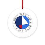 PMYC Logo Ornament (Round)