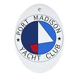 PMYC Logo Ornament (Oval)