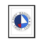PMYC Logo Framed Panel Print