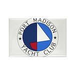 PMYC Logo Rectangle Magnet