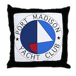 PMYC Logo Throw Pillow