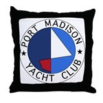 PMYC Logo Throw Pillow