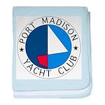 PMYC Logo baby blanket