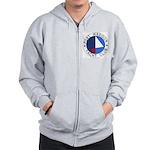 PMYC Logo Zip Hoodie