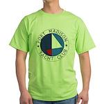 PMYC Logo Green T-Shirt
