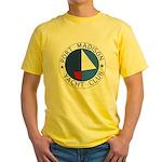 PMYC Logo Yellow T-Shirt