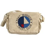 PMYC Logo Messenger Bag