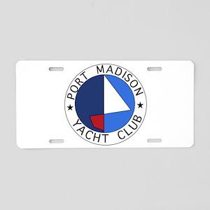 PMYC Logo Aluminum License Plate