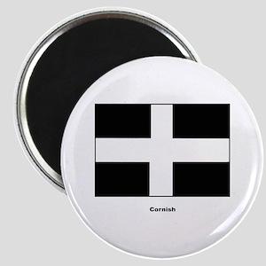 Cornish Cornwall Flag Magnet