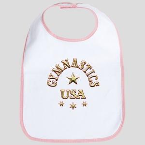Gymnastics USA Bib