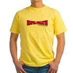 Semper Paratus (Ver 2) Yellow T-Shirt