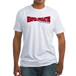 Semper Paratus (Ver 2) Fitted T-Shirt