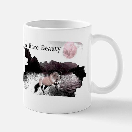 a rare beauty horse Mug