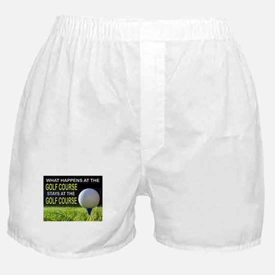 FORE Boxer Shorts
