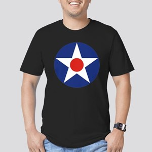 U.S. Star Men's Fitted T-Shirt (dark)