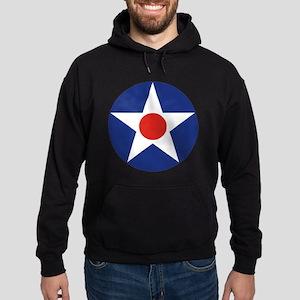 U.S. Star Hoodie (dark)