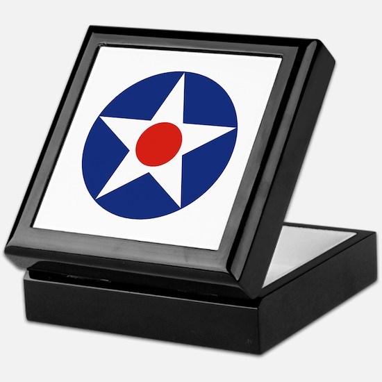 U.S. Star Keepsake Box