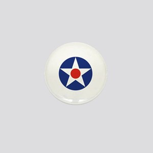 U.S. Star Mini Button