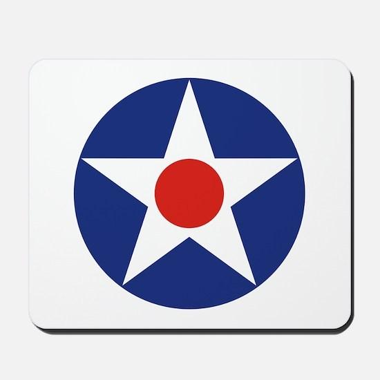 U.S. Star Mousepad