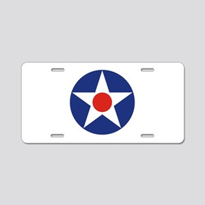 U.S. Star Aluminum License Plate