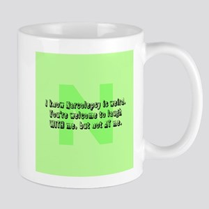 N is Weird! Mug