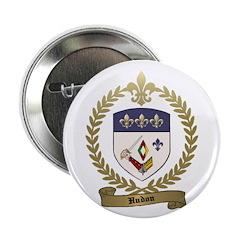 "HUDON Family Crest 2.25"" Button (10 pack)"